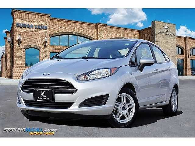 Ford Fiesta 2017 $8777.00 incacar.com