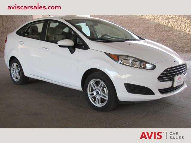 Ford Fiesta 2017 $9572.00 incacar.com