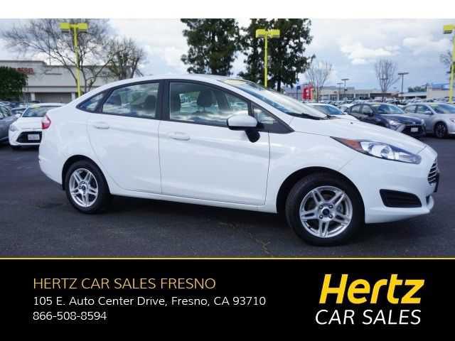 Ford Fiesta 2017 $8750.00 incacar.com