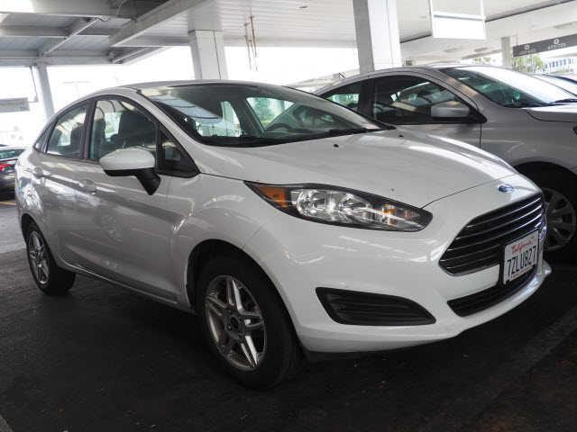 Ford Fiesta 2017 $9286.00 incacar.com