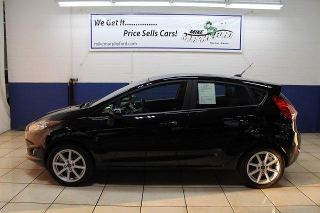 used Ford Fiesta 2017 vin: 3FADP4EJ1HM123892