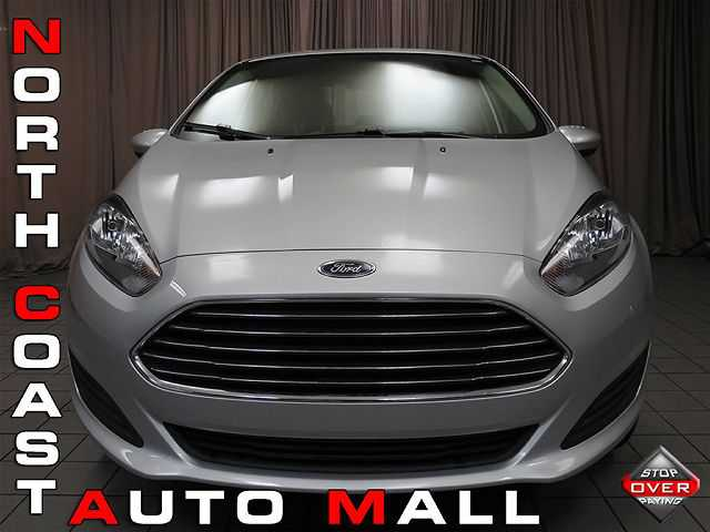 Ford Fiesta 2018 $10993.00 incacar.com