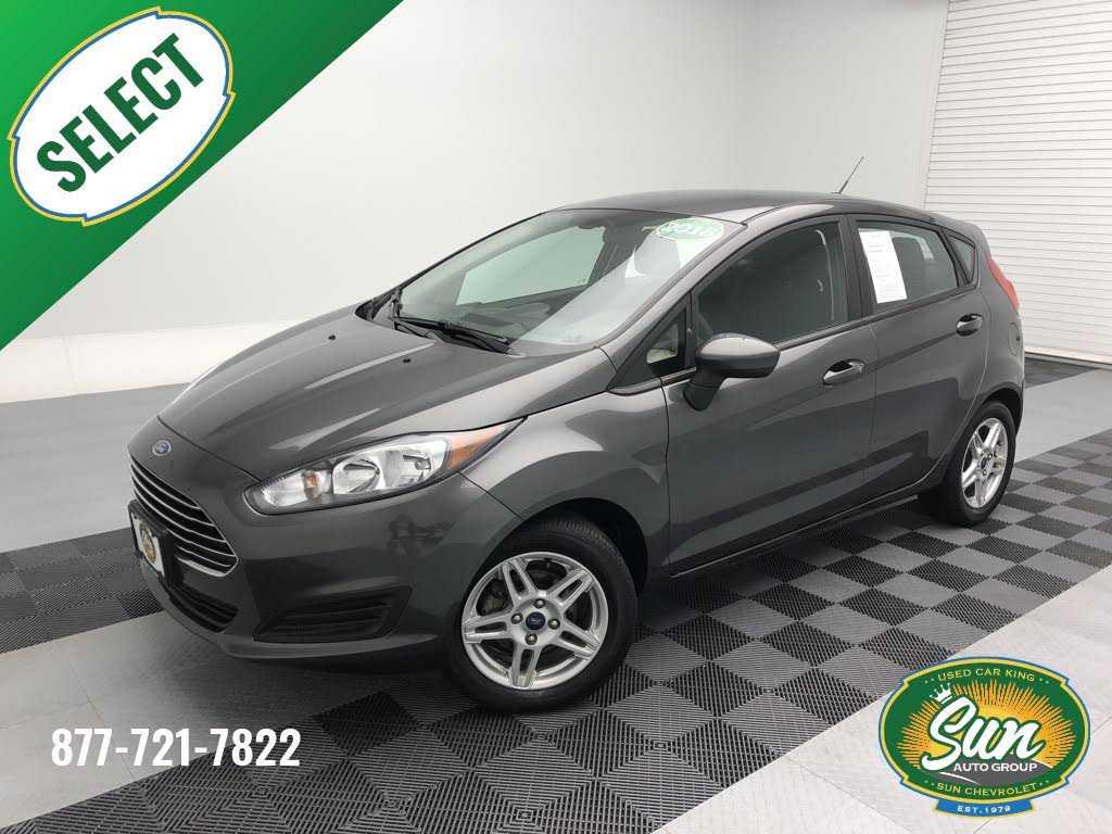 Ford Fiesta 2018 $11590.00 incacar.com