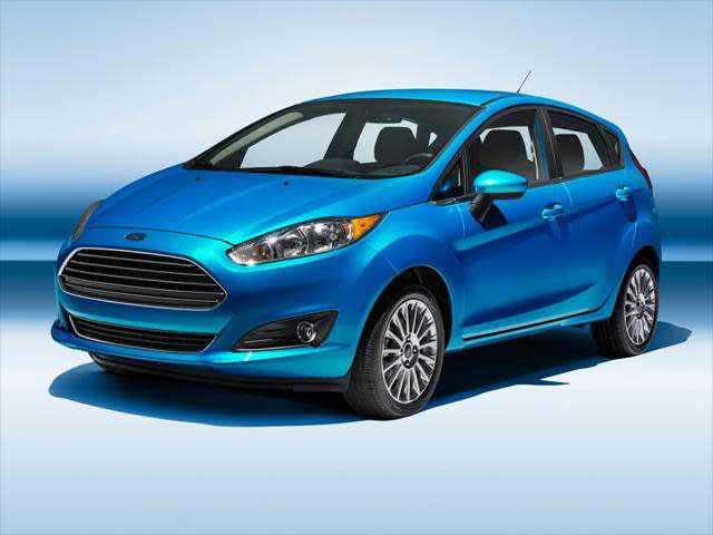 Ford Fiesta 2018 $10991.00 incacar.com