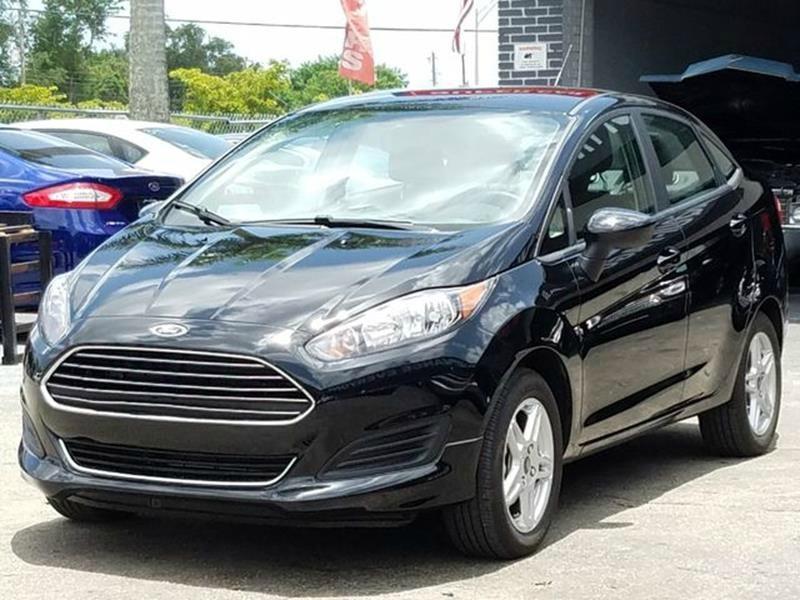 Ford Fiesta 2019 $9990.00 incacar.com
