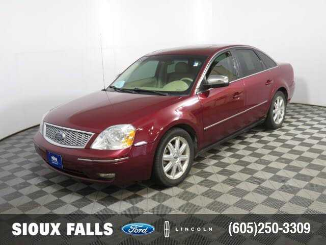Ford Five Hundred 2005 $1000.00 incacar.com