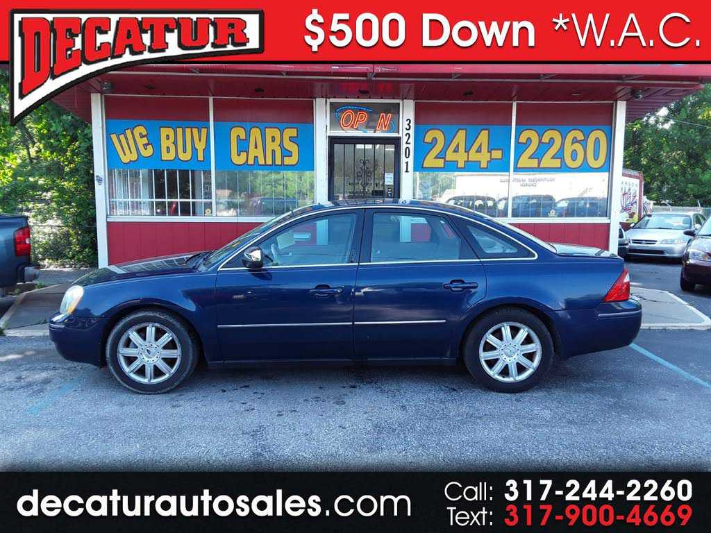 Ford Five Hundred 2005 $500.00 incacar.com