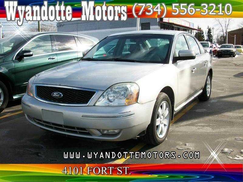 Ford Five Hundred 2006 $2250.00 incacar.com