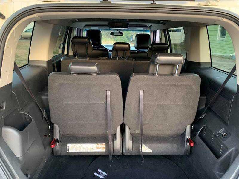 Ford Flex 2009 $4500.00 incacar.com