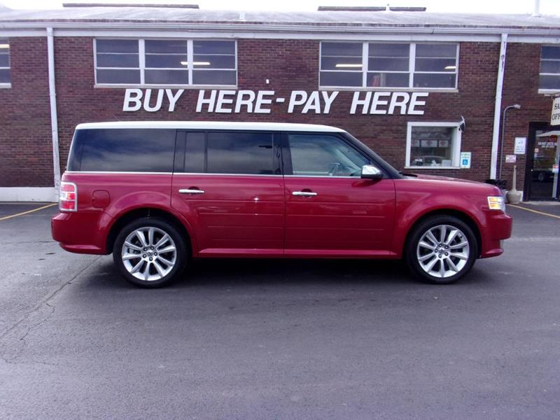 Ford Flex 2009 $8995.00 incacar.com