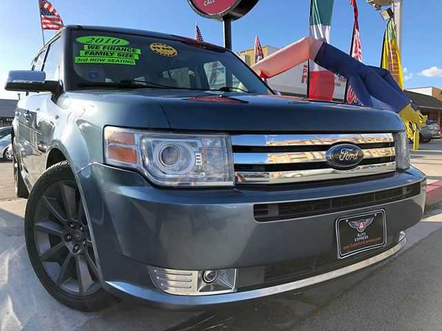 Ford Flex 2010 $9950.00 incacar.com