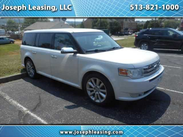 Ford Flex 2011 $2988.00 incacar.com