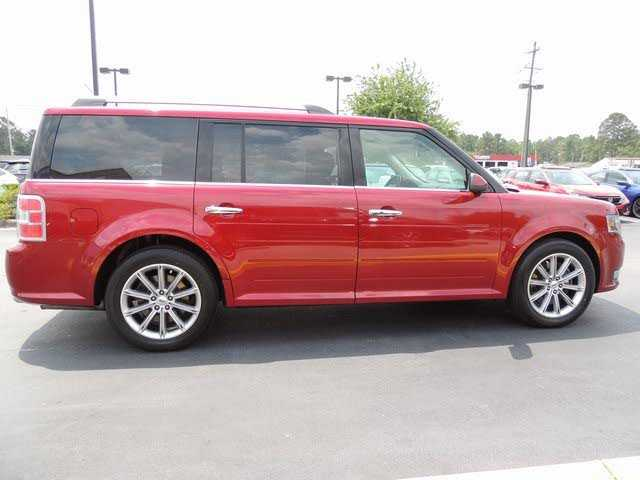 used Ford Flex 2014 vin: 2FMHK6D89EBD27224