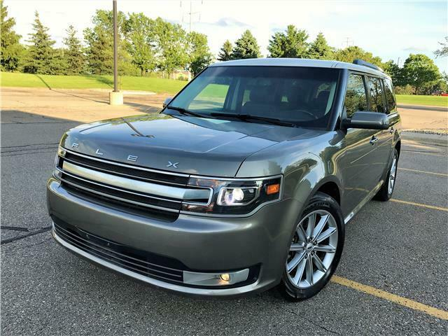 Ford Flex 2014 $11203.00 incacar.com