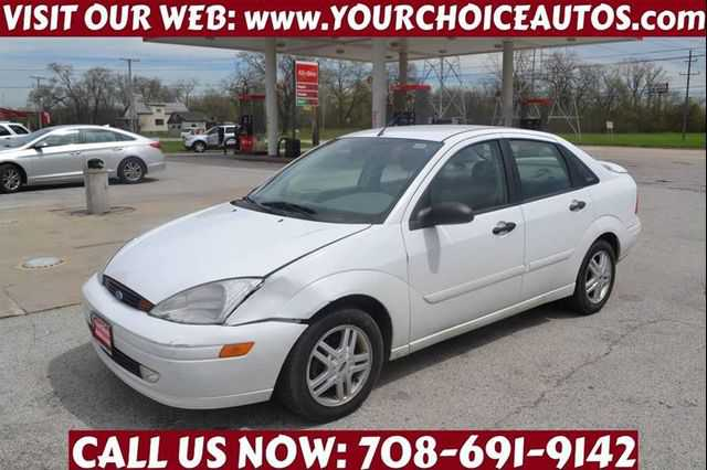 used Ford Focus 2000 vin: 1FAFP3432YW181564