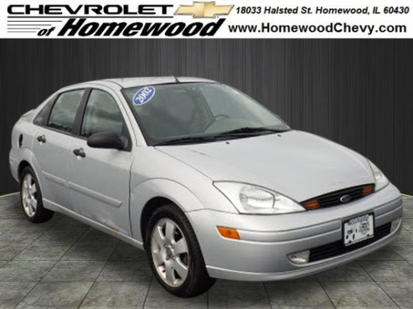 Ford Focus 2002 $3987.00 incacar.com