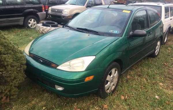 Ford Focus 2002 $1500.00 incacar.com