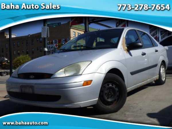 Ford Focus 2002 $1895.00 incacar.com
