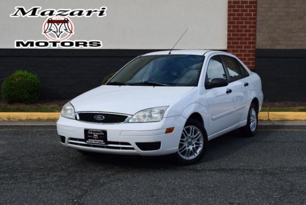 used Ford Focus 2005 vin: 1FAFP34N05W255870