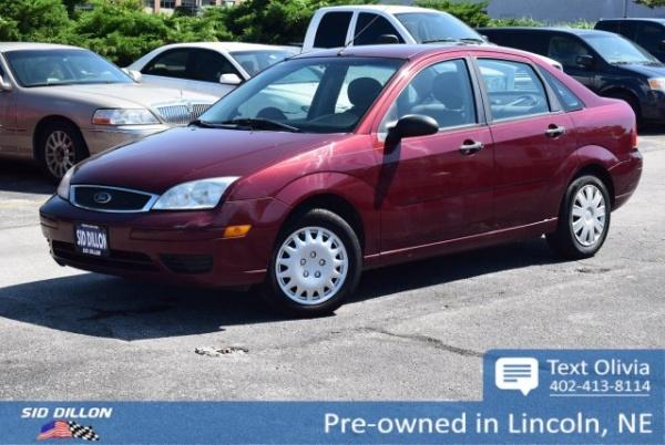 used Ford Focus 2006 vin: 1FAFP34N16W228517