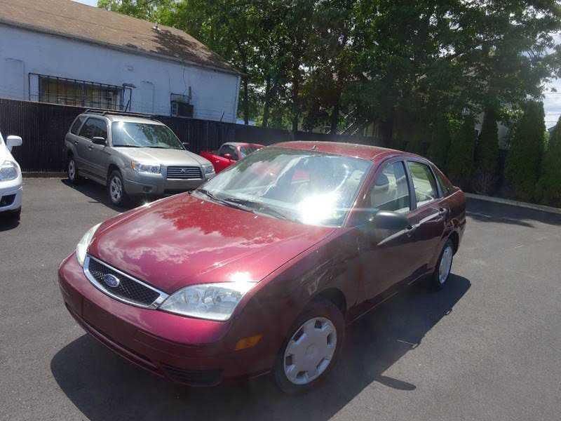 used Ford Focus 2007 vin: 1FAFP34N17W235629