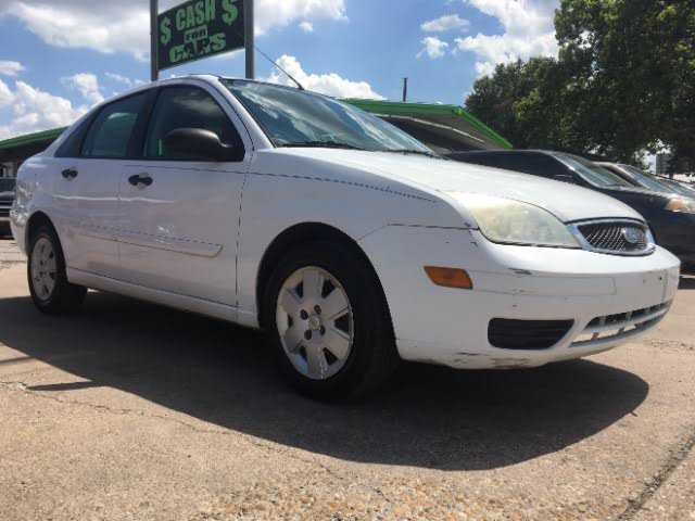 used Ford Focus 2007 vin: 1FAFP34N47W219585