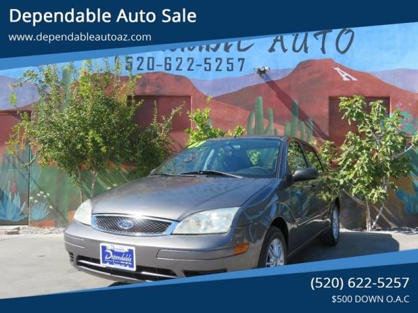 Ford Focus 2007 $3999.00 incacar.com