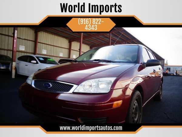 Ford Focus 2007 $1995.00 incacar.com