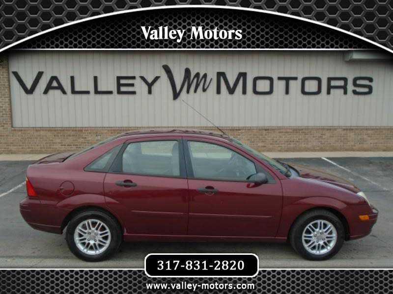Ford Focus 2007 $2495.00 incacar.com