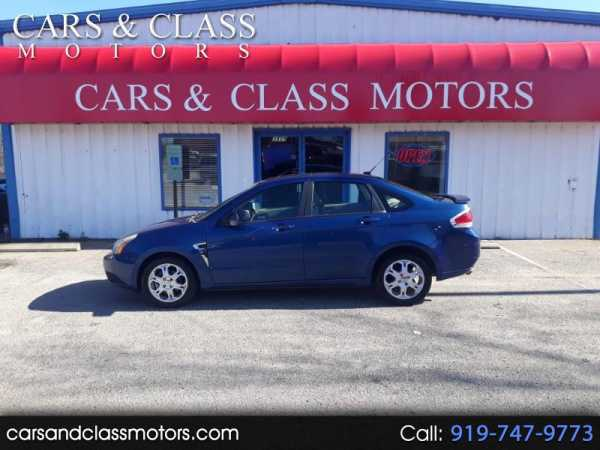 Ford Focus 2008 $2000.00 incacar.com