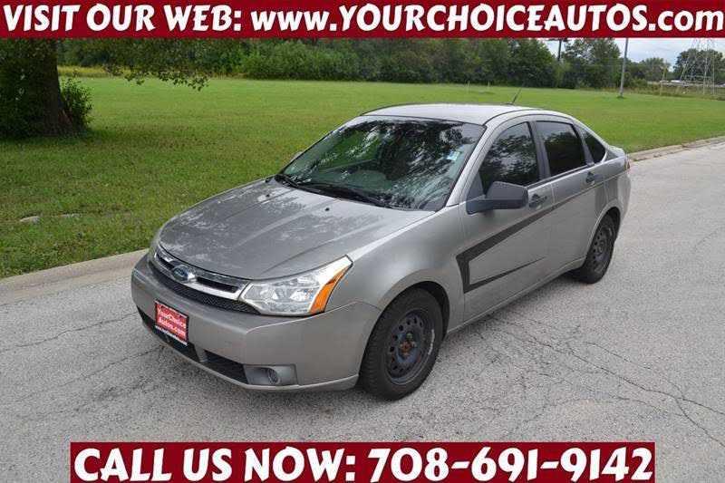 Ford Focus 2008 $2299.00 incacar.com