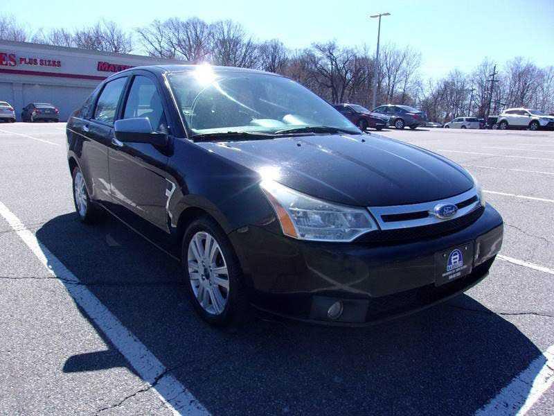 used Ford Focus 2008 vin: 1FAHP35N98W178671