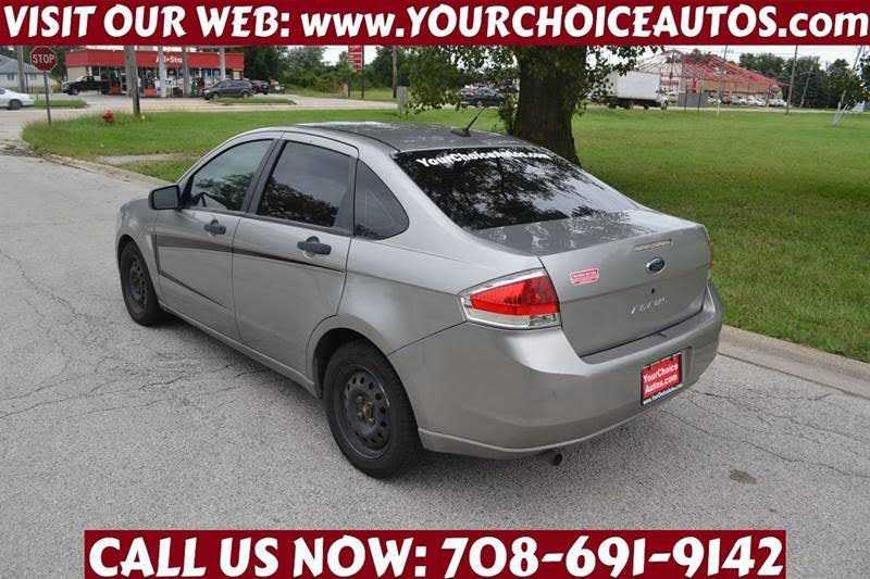 Ford Focus 2008 $2299.00 incacar.com