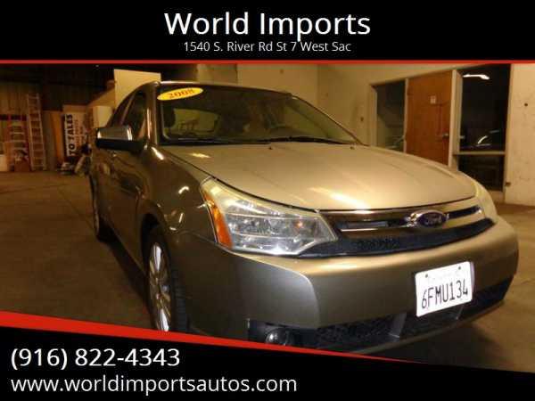 Ford Focus 2008 $2988.00 incacar.com