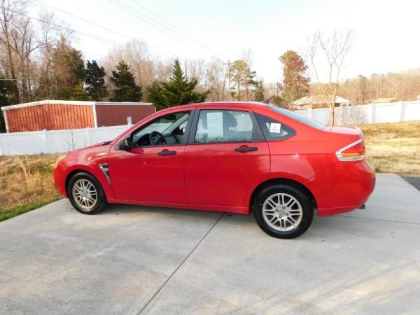 Ford Focus 2008 $3499.00 incacar.com