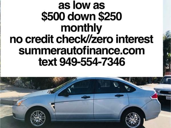 Ford Focus 2008 $3999.00 incacar.com