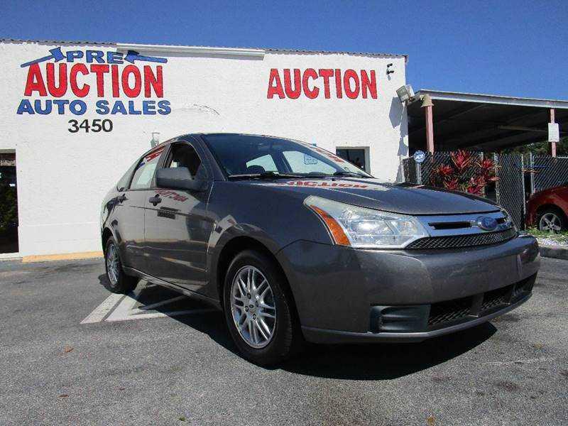 Ford Focus 2009 $2988.00 incacar.com