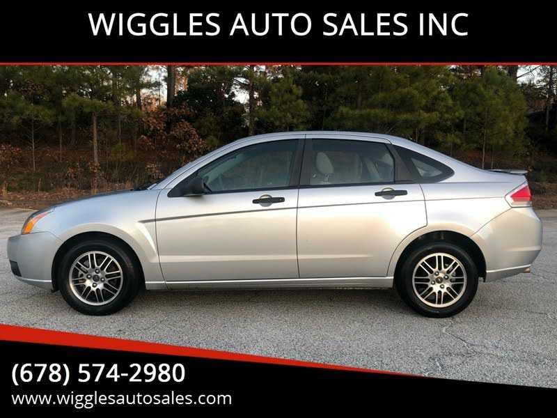Ford Focus 2010 $4495.00 incacar.com