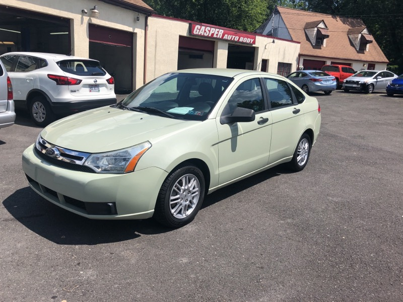 used Ford Focus 2011 vin: 1FAHP3FN6BW110043
