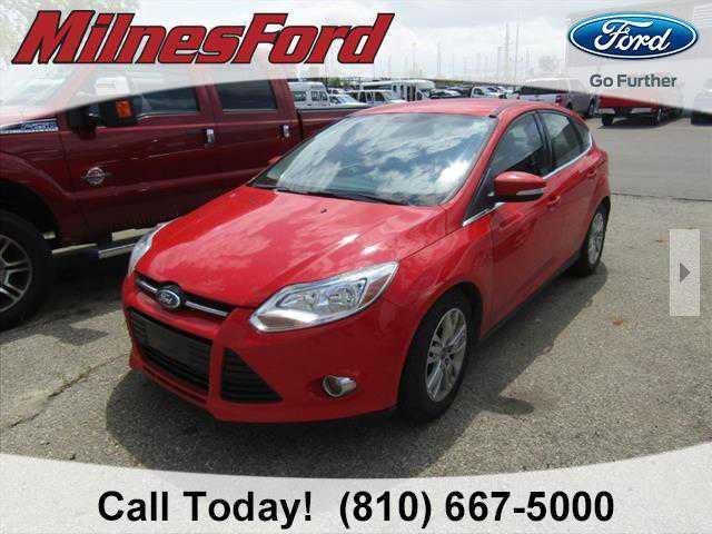 Ford Focus 2012 $3799.00 incacar.com