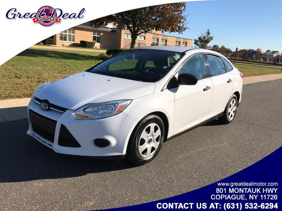 used Ford Focus 2012 vin: 1FAHP3E22CL423939