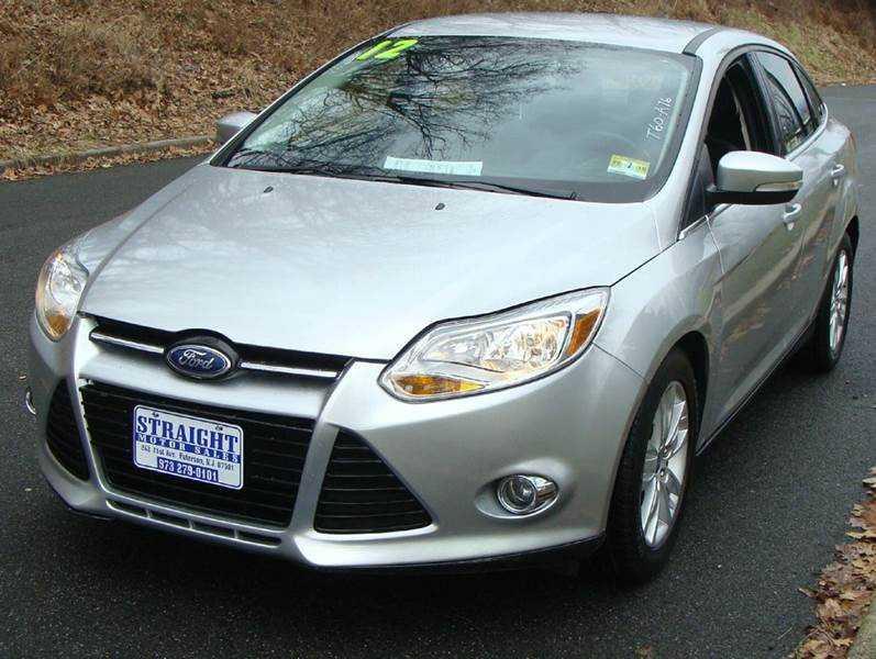 Ford Focus 2012 $7795.00 incacar.com