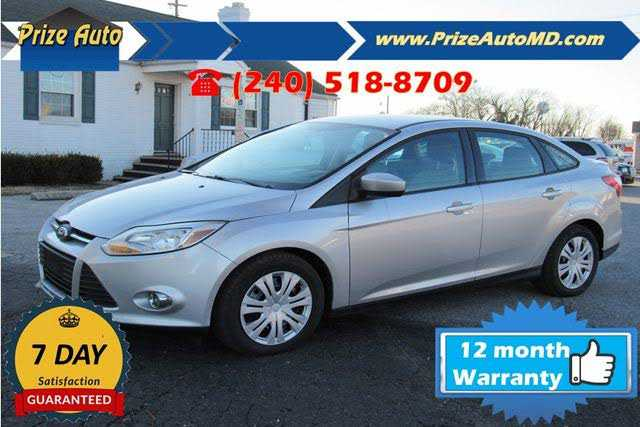Ford Focus 2012 $4499.00 incacar.com