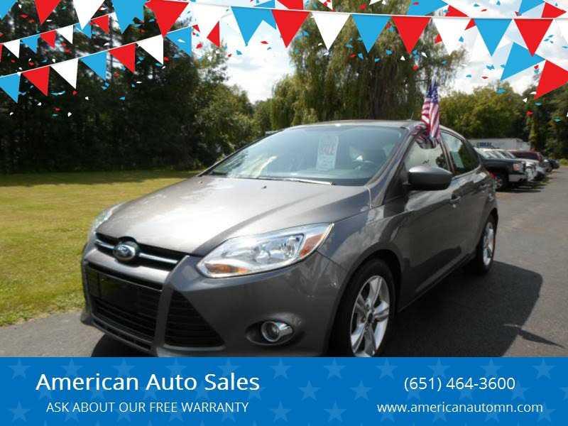 Ford Focus 2012 $6999.00 incacar.com
