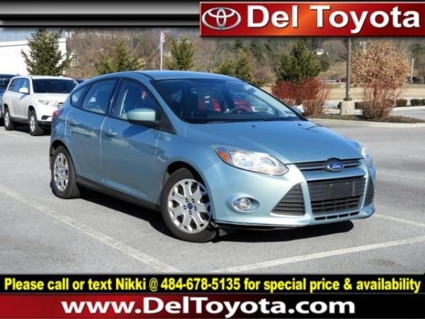 Ford Focus 2012 $4866.00 incacar.com