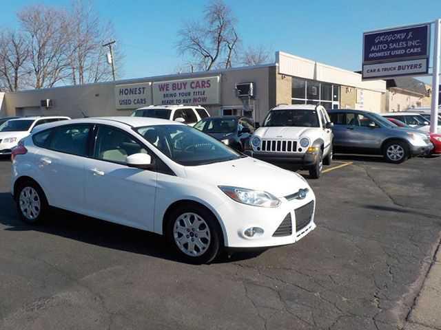 Ford Focus 2012 $800.00 incacar.com