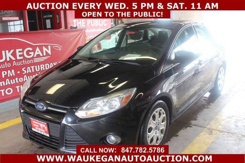 used Ford Focus 2012 vin: 1FAHP3F24CL170184