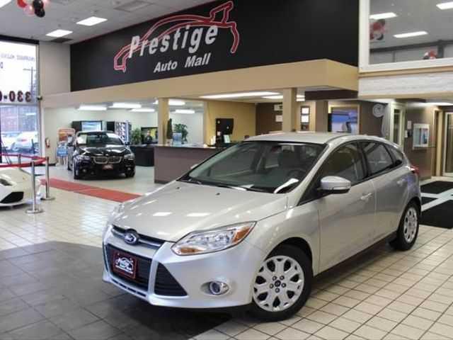 Ford Focus 2012 $4491.00 incacar.com