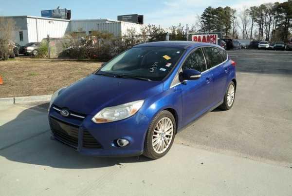 Ford Focus 2012 $4994.00 incacar.com