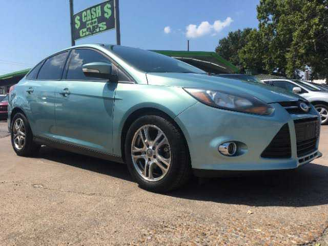 Ford Focus 2012 $3450.00 incacar.com
